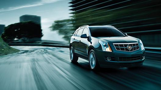 Cadillac SRX получит новый мотор