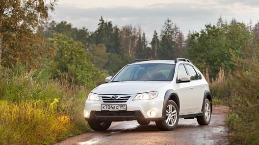Subaru Impreza XV: начать с чистого листа