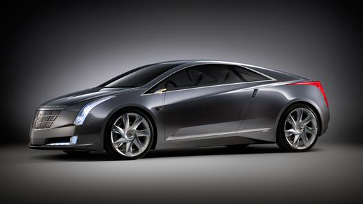 В GM вернулись к проекту Cadillac Converj
