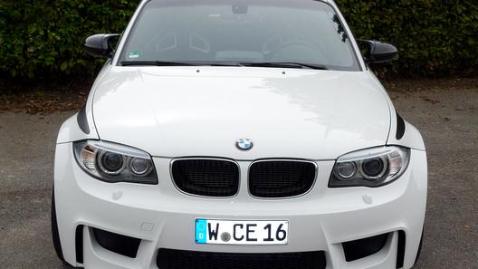BMW 1 Series M Coupe получило 80 дополнительных