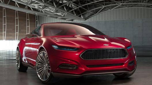 Концепт Ford Evos воплотится в Focus Coupe