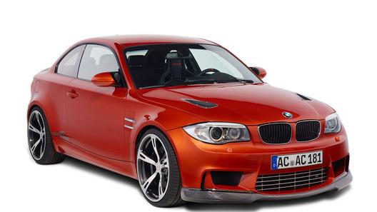 Ателье AC Schnitzer представит пакет доработок для купе BMW 1 Series M