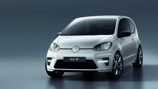 Спортивный Volkswagen up! GT пойдет в серию