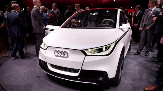 Серийная версия Audi А2 получит традиционные моторы