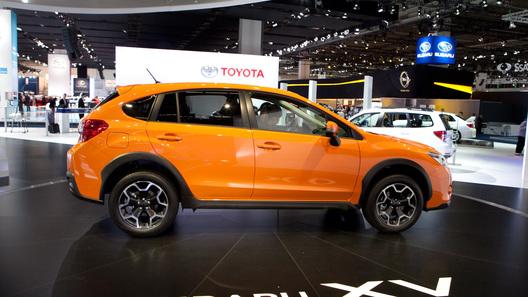 Новый кроссовер Subaru XV будет стоить от 974 200 рублей
