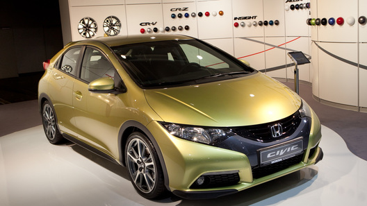 Honda рассекретила внешность нового Civic