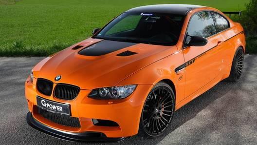 Построена самая мощная BMW M3