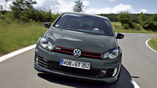 Volkswagen объявил российские цены на спецверсию Golf GTI