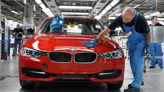Стартовало производство нового поколения BMW 3 серии