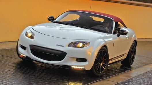 Mazda показала на SEMA сразу несколько концептов