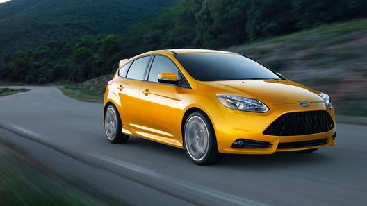 Ford покажет китайцам Focus ST