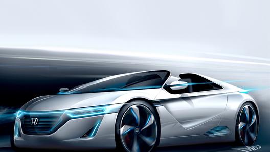 Honda представит новые электрокары и гибрид на автосалоне в Токио