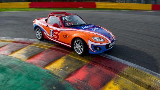 Mazda Sport Cup: россияне покорили бельгийскую трассу