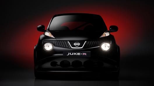 Nissan официально представил суперкроссовер Juke-R