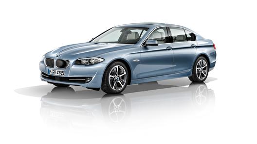 BMW везет в Токио гибридный седан 5 серии