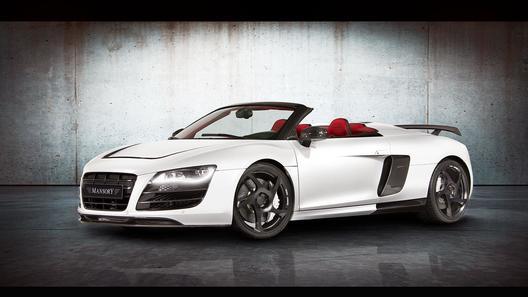 В Mansory переосмыслили  Audi R8 Spyder