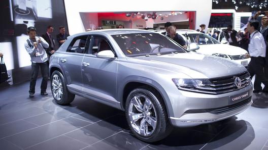 Volkswagen показал в Токио проект спортивного внедорожника