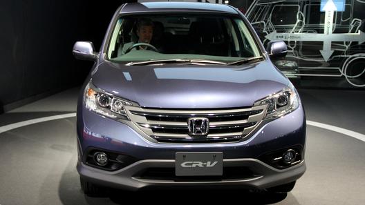 Объявлены спецификации и цены Honda CR-V для японского рынка