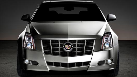 General Motors сделал Cadillac CTS более спортивным