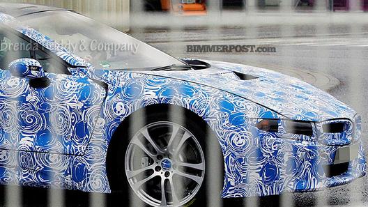 BMW i8 все ближе к серийному производству