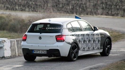 Семейство BMW М Performance пополнится пятидверным 1 Series