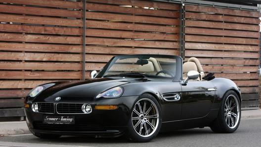 Немецкие тюнинг-ателье вспомнили о BMW Z8