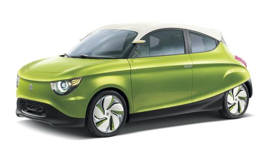 Suzuki готовит для Женевы компактный концепт