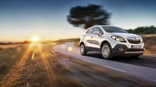 Кроссовер Opel Mokka будет стоить в России от 717 000 рублей