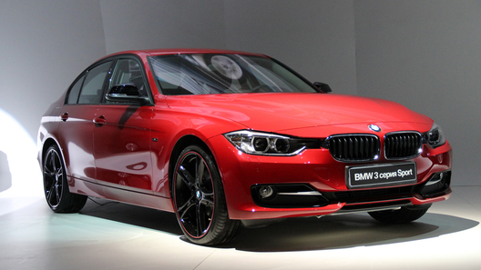 Шестое поколение BMW 3 Series получит новые моторы в России
