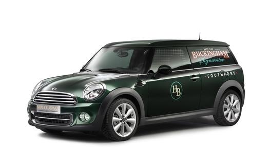 Mini привезет в Женеву концептуальный коммерческий универсал