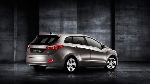 Hyundai i30 в кузове универсал обойдется в 729 000 рублей