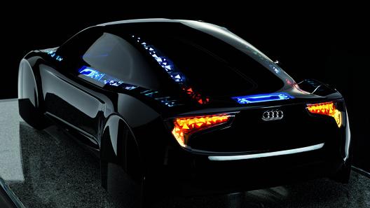 Audi раскрыл семь ключевых технологий будущего