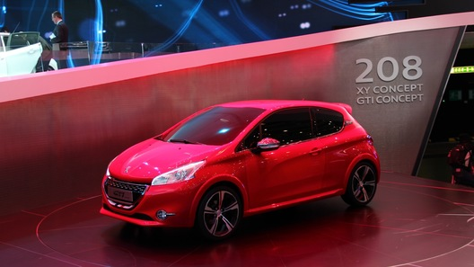 Peugeot привез европейцам