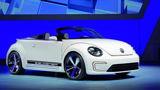 Volkswagen представил электро-