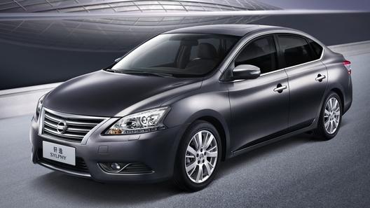Показанный в Пекине Nissan Sylphy может стать новой