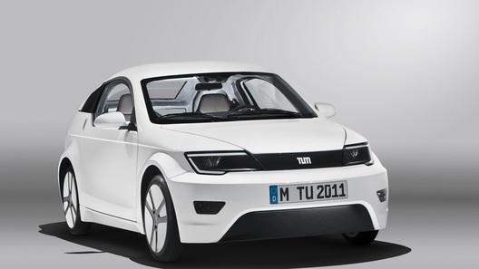 BMW и Daimler помогут студентам построить идеальный электрокар