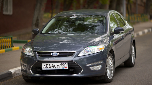 Ford Mondeo: часть 3 (3005 км)