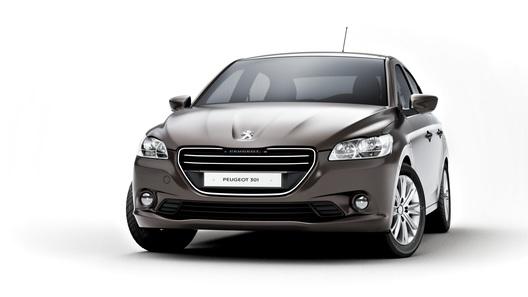 Стартовали российские продажи Peugeot 301