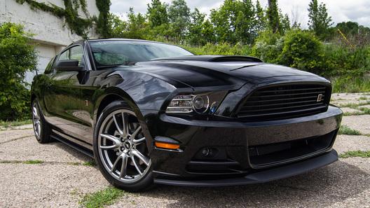 Ателье Roush Performance представило самый дешевый тюнинг Ford Mustang
