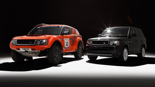 У Land Rover появилось партнерское гоночное ателье