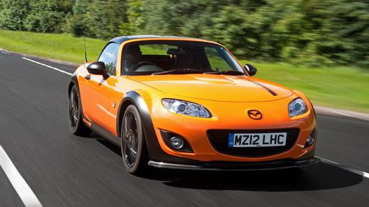 Mazda MX-5 может получить