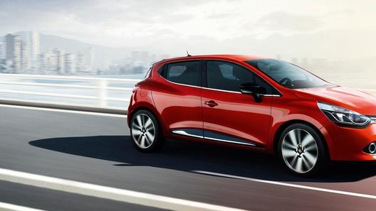 Renault рассекретил фотографии нового Clio