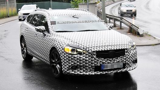 Премьера новой Mazda6 может состояться в Москве