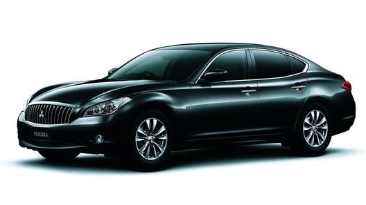 Mitsubishi возвращается к производству роскошных седанов