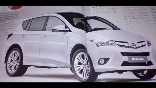 Новое поколение Toyota RAV4 может произвести революцию