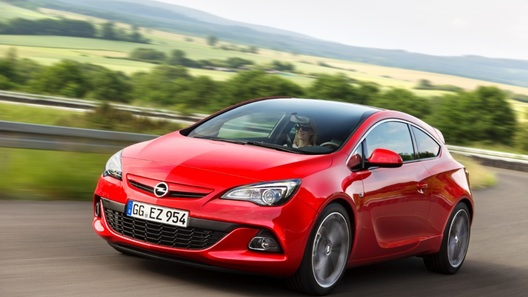Анонсирована самая быстрая Opel Astra с дизельным мотором