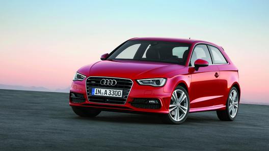 Новый Audi A3 будет стоить в России от 1 082 000 рублей
