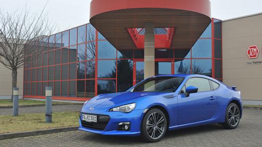 Subaru начинает прием российских заявок на BRZ и спецверсию Forester