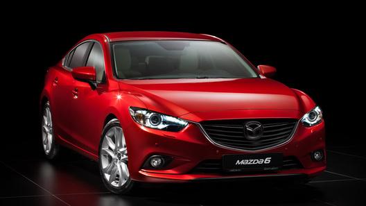 Авто.Вести.Ru первыми увидели новую Mazda6