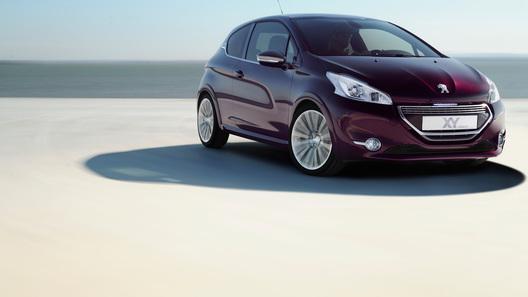Концепт Peugeot XY Concept пойдет в серийное производство